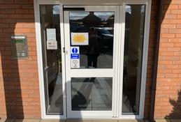 Automatic door opening systems aluminium door replacement